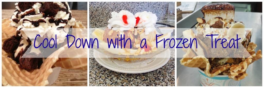 Cool Down with a Frozen Treat
