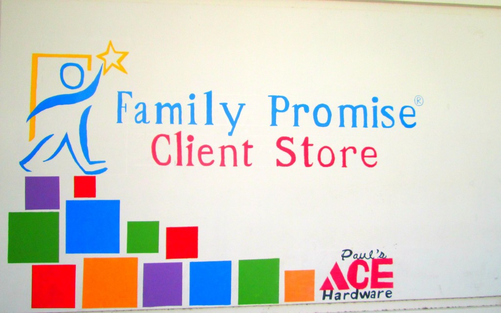 Family Promise Client Store