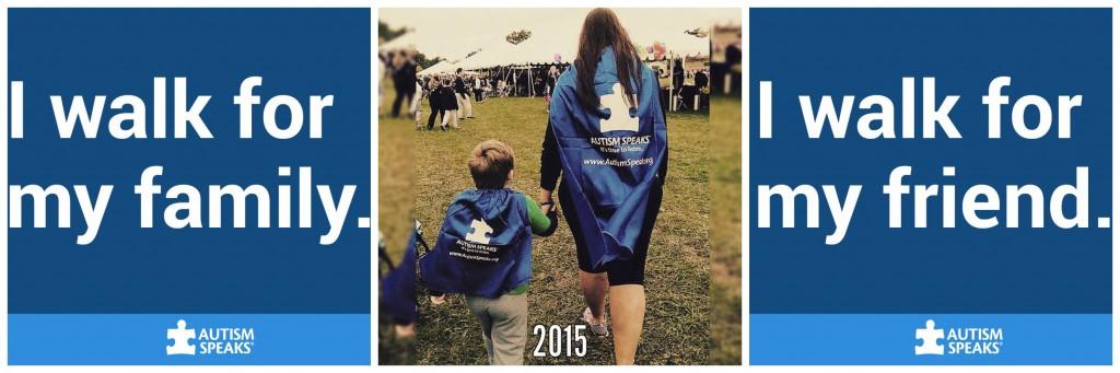 Why I walk Autism Speaks