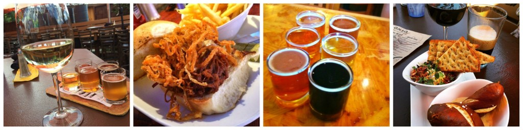 ohso brewery collage