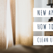 New Apartment 101: How to Furnish and Clean Up Your New Home