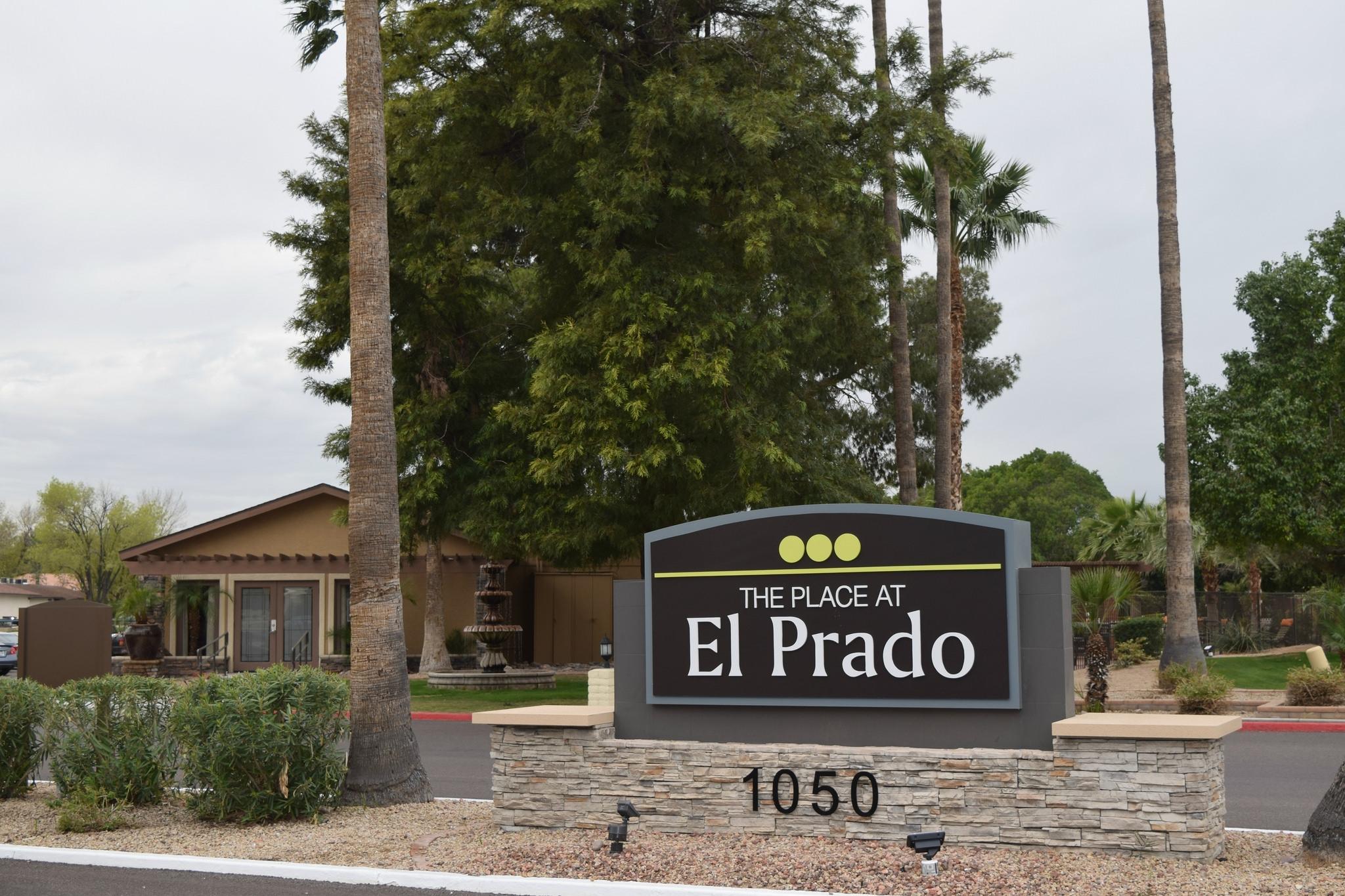 The Place at El Prado <br><font color=#FF8C00>480-912-8193</font></b>