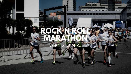 7aaf8e760 Rock 'N' Roll Marathon Arizona Marathon and Half-Marathon - MCLife ...