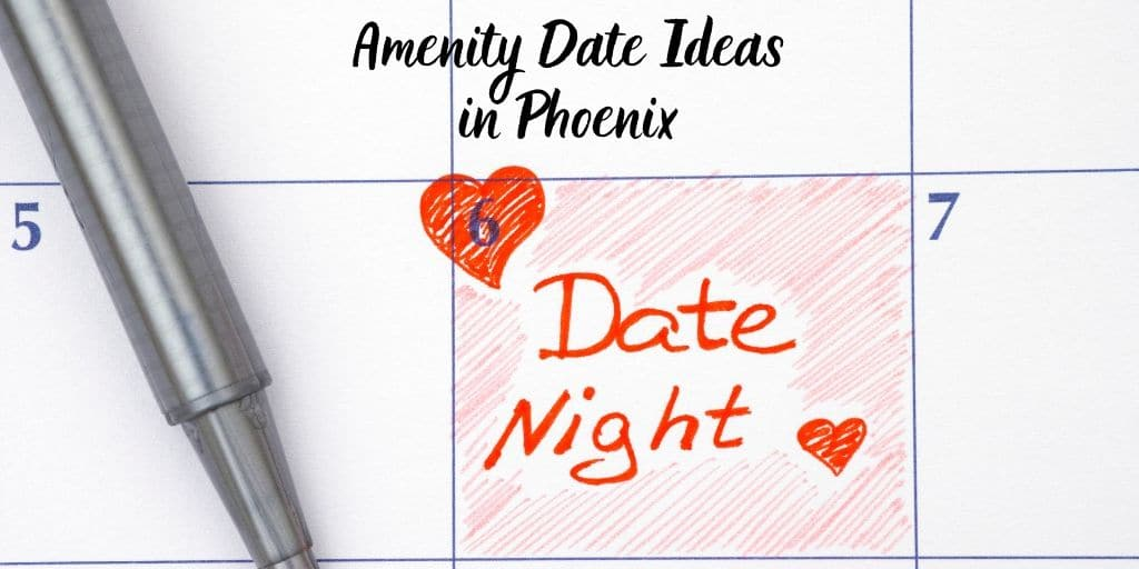 Gone are the days of overcomplicating date night. With so many versatile and luxurious amenity spaces just outside your door, enjoy a night in that feels like a night out. Check out these date ideas in amenity spaces across Phoenix.