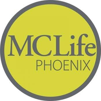 MCLife Phoenix - Grey on Green